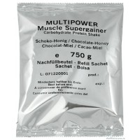 Muscle Supergainer (750г пакет)